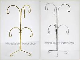 Bauble Display Stand 100 Hooks Christmas Bauble Stand Display Hanger Holder Ornament 10