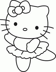 Coloring Printables Bl5t Free Printable Hello Kitty Coloring Pages