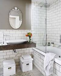 bathroom white tiles: bathroom how to decorate a small bathroom be equipped white tile bathroom and soaking tub with