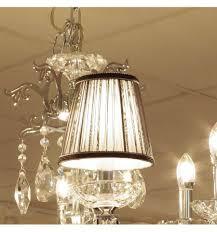 Lampenschirm Schwarz Modern Für Kronleuchter Oder