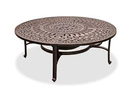 agreeable round metal outdoor coffee table decoration ideas a for idea 13