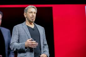Instead of a real check on the growing power of Amazon Web Services,  Oracle's Larry Ellison offers nothing but words - GeekWire