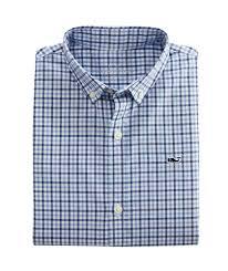 Amelia Gingham Shirt