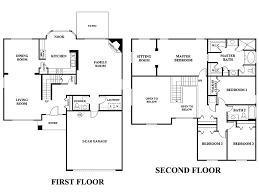 two bedroom house plans. 2 Floor House Plans And This 5 Bedroom Story Unique Two O