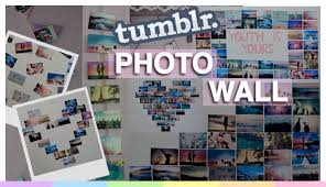 10 Tumblr Photo Wall Ideas ! ~ Cute Ways to Display & Organize Photos In  Your Room - YouTube