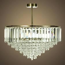 franklin iron works chandelier bronze amber glass ribbon swirl art