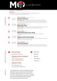 Creative Director Resume Impressive Resume Templates For 28 Years For Creative Directors 28 Best Design