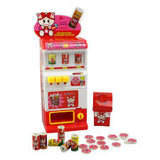 Toy Vending Machine Awesome Children Child Play Game Toy Electric Vending Machine Automatic Coin