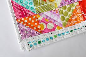 In Color Order: Machine Quilt Binding Tutorial & Machine Quilt Binding Tutorial | InColorOrder.com Adamdwight.com