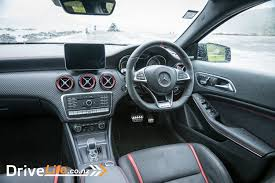 2016 Mercedes-Benz A45 AMG - Car Review - Track Focused Breeding ...