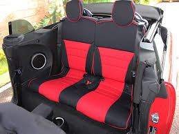 car seat covers for mini cooper