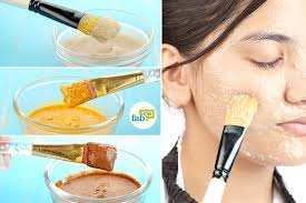 use homemade face masks to get unblemished and bright skin