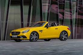 2 seater convertibles cars with prices in india 12. The Mercedes Benz Slc Roadster Is Officially Done