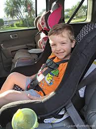 toddler in cosco scenera next convertible car seat