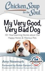 essays < pets on simon schuster available for now chicken soup for the soul my very good very bad dog
