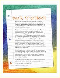 Free School Newsletter Templates Of Best S Of Kindergarten