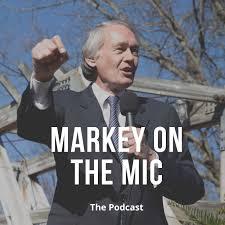 Markey on the Mic