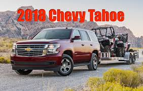 2018 Chevy Tahoe Custom Edition Drops Price by $2,200 - Razor Is ...