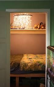 closet bedroom. We Love Sleeping In A Closet: Elizabeth And Derek\u0027s Home Tour Closet Bedroom