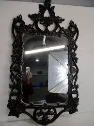 vintage turner ornate wall mirror no