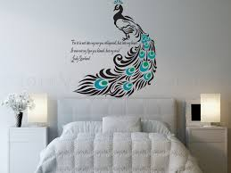 Peacock Bedroom Decor 61 Lovely Peacock Themed Bedrooms Peacock Bedroom Ideas