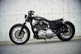 hardsun motorcycles sportster sp 20 by hide motorcycle