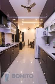 Parallel Kitchen Asian Kitchen Photos Modular Parallel Kitchen Design Homify