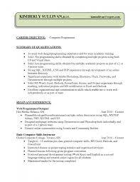 web programmer resume examples s programmer lewesmr science resume