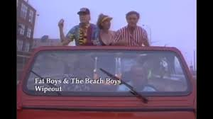 The Beach Boys & Fat Boys Wipeout (HQ ...