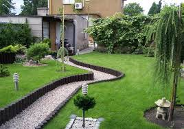 Small Picture Garden Landscaping Ideas On A Budget Captivating Interior Design