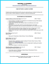Makeup Artist Resume Sample Template Mac Makeup Artist Resume