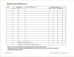 Irs Mileage Log Excel Irs Mileage Log Template Excel Templates Mtkwmdg Resume