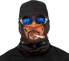 Motorcycle Face Mask - Rasta | <b>Motorcycle face mask</b>, <b>Halloween</b> ...