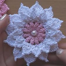 Crochet Flowers Patterns Delectable A Guide To Crochet Flower Patterns Cottageartcreations