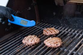 Grilled Burger Temp Chart Grilling Hamburgers A Temperature Guide Thermoworks