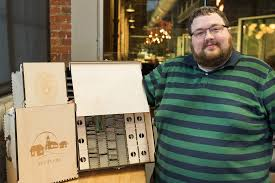 Wooden Box Board Games Purdue student startup creates custom board game boxes Purdue 83
