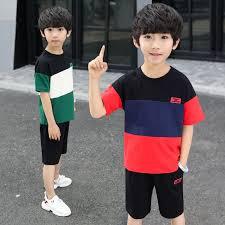 Toddler Baby Boy Clothes Shark <b>Print Short Sleeve</b> T-Shirt and ...