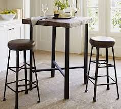 barn kitchen table quicklook griffin reclaimed wood bar height table j