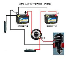 installing busbar with perko switch help page 1 iboats boating marine dual battery system wiring diagram at Marine Dual Battery Switch Diagram
