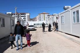Deprem bölgesi Elazığ'da konteyner evlerde yaşam - Haber Elazığ - Elazığ  Haber - Elazığ Haberleri - Elazığ Son Dakika Haberleri