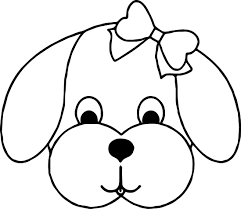 Dog Coloring Pages Wecoloringpage