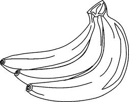 banana clipart black and white. banana%20clip%20art banana clipart black and white c