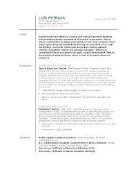 Cover Letter For Teaching Job Fresher Sample Resume Resume Format ...