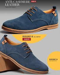 okko man men korean style fashion casual leather casual sport shoes