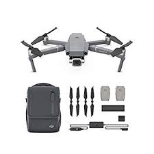 DJI Mavic 2 PRO Drone Quadcopter with Fly More Kit ... - Amazon.com
