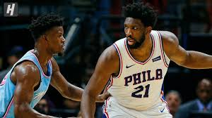Philadelphia 76ers vs Miami Heat - Game ...