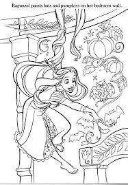 Disney Tangled Rapunzel Coloring Pages New Rapunzel Kleurplaat