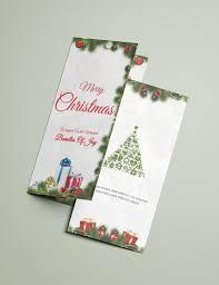 Microsoft Office Tri Fold Brochure Template Free Merry Christmas Tri Fold Brochure Brochure Templates Design