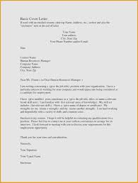 Resume Vs Cover Letter Lovely Fresh Application Letter Vs Resume New
