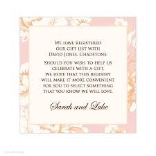 gift card shower invitation wording wording for bridal shower invitations gift card bridal shower